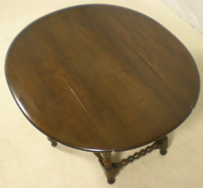 Ercol Oval Coffee Table